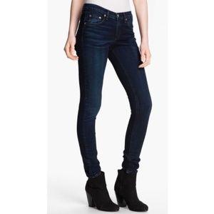 Rag & bone skinny jeans size 26 EUC